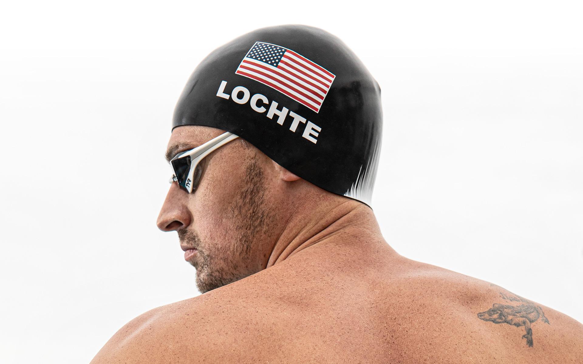 Ryan Lochte - Tracer-X Elite Goggles